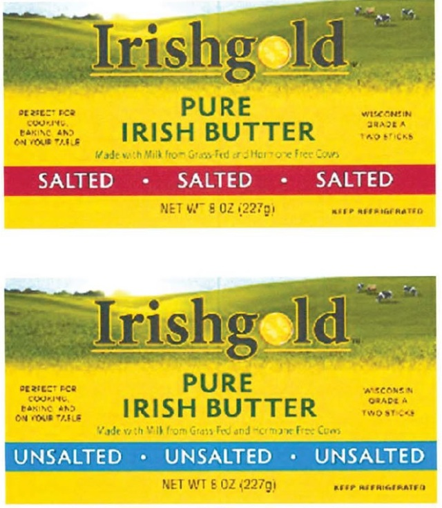 Irish Gold Label